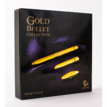 Arany Töltény 3db-os készlet