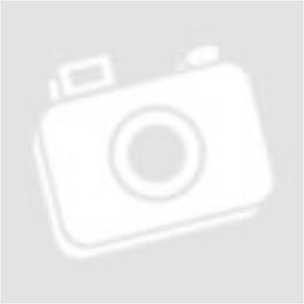 Ragyogó szív melldísz - arany