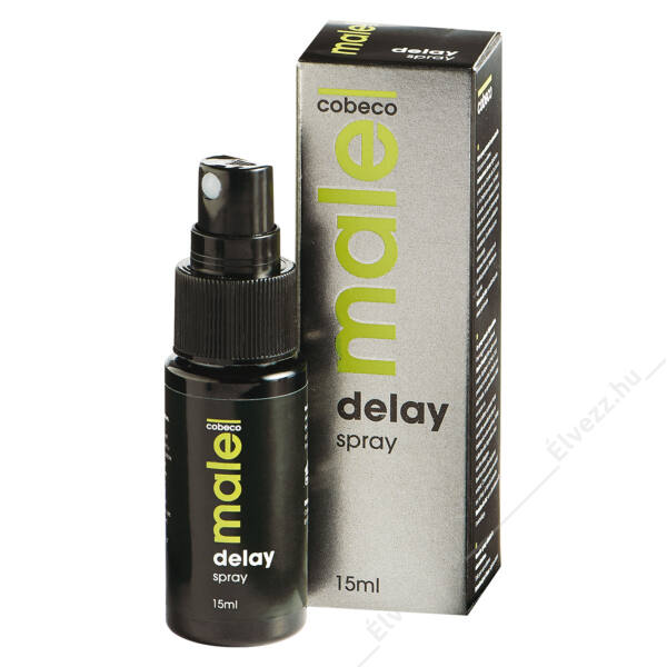 Male Delay ejakuláció késleltető spray - 15ml