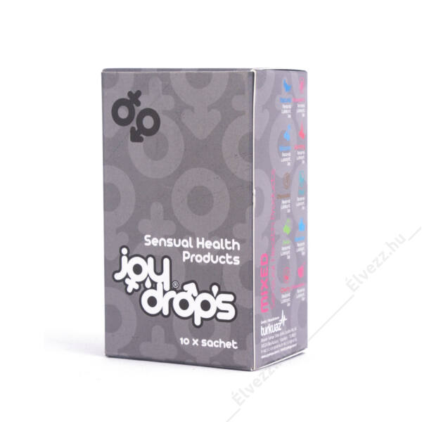 JoyDrops síkosító mix - 10*5ml