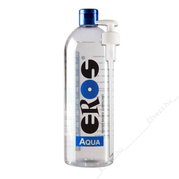 EROS Aqua  vízbázisú pumpás síkosító - 1000ml